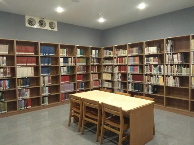 文化資產圖書室-12人座
