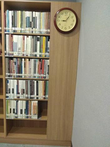 文化資產圖書室-無座位