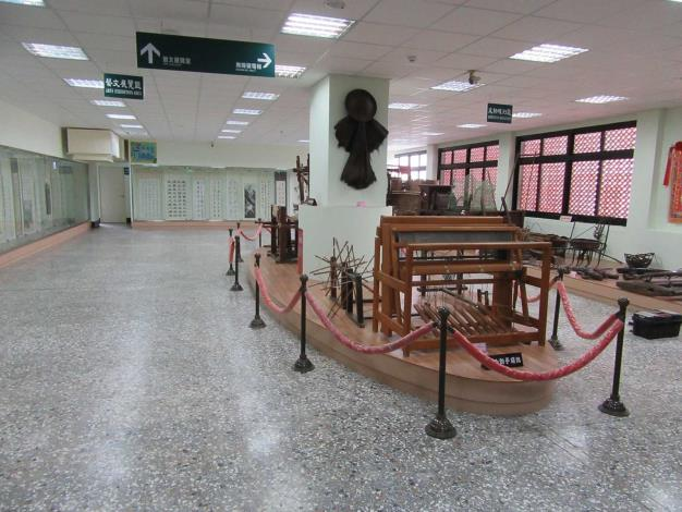 藝文展覽區