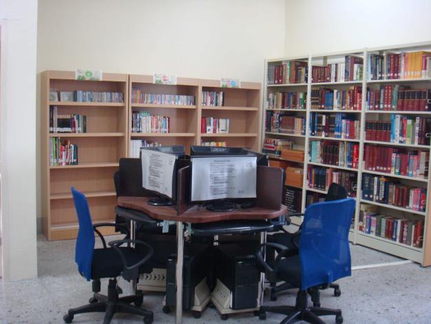 大城鄉立圖書館電腦網路區